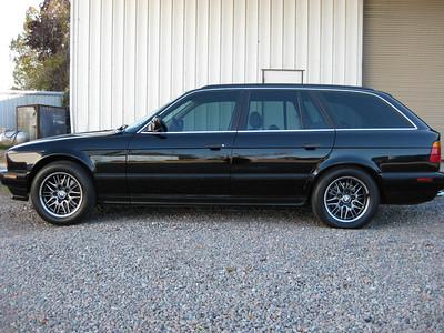 1992 E34 Touring