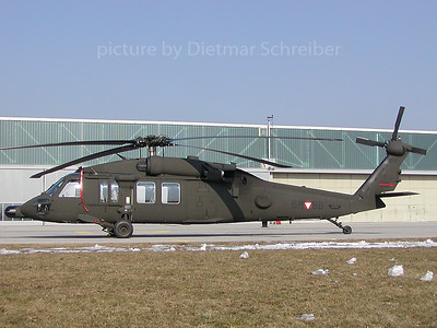 2003-02-15 6M-BB Sikorsky S60 Black Hawk Austrian AIr Force