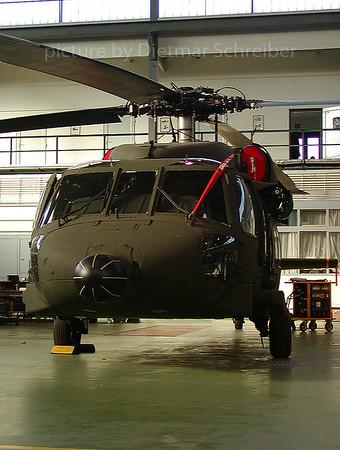 2003-02-15 6M-BI Sikorsky S60 Black Hawk Austrian AIr Force
