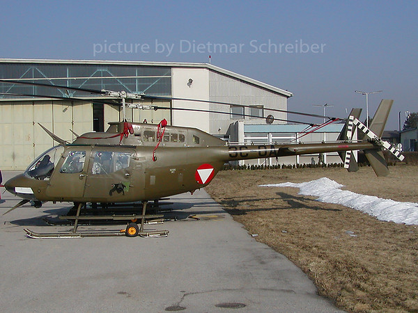 2003-02-15 3C-OA Bell OH58 Austrian AIr Force