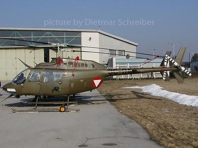 2003-02-15 3C-OA Bell OH58 Austrian AIr Force