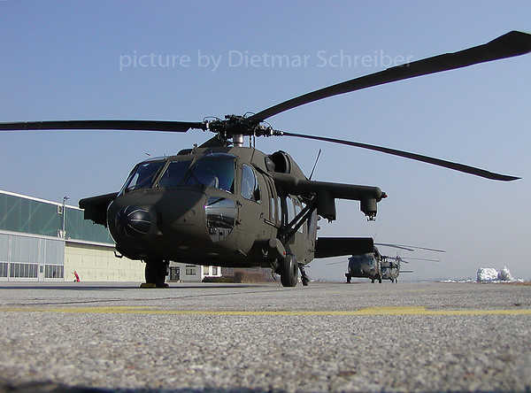 2003-02-15 6M-BC Sikorsky S60 Black Hawk Austrian AIr Force