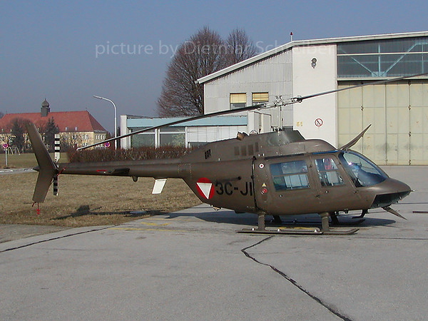 2003-02-15 3C-JI Bell 206 Austrian AIr Force