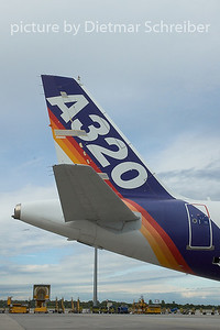 2005-06-10 F-WWBA Airbus A320 Airbus Industries