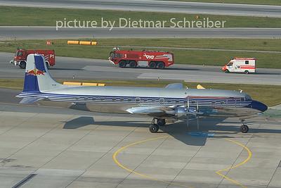 2005-06-13 N996DM Douglas DC6 Flying Bulls
