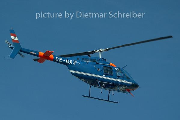 2005-06-23 OE-BXT Bell 206 Austrian Police