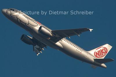 2006-12-27 OE-LEA Airbus A320 Flyniki