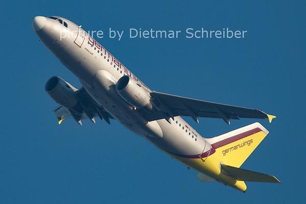 2006-12-27 D-AKNK Airbus A319 Germanwings