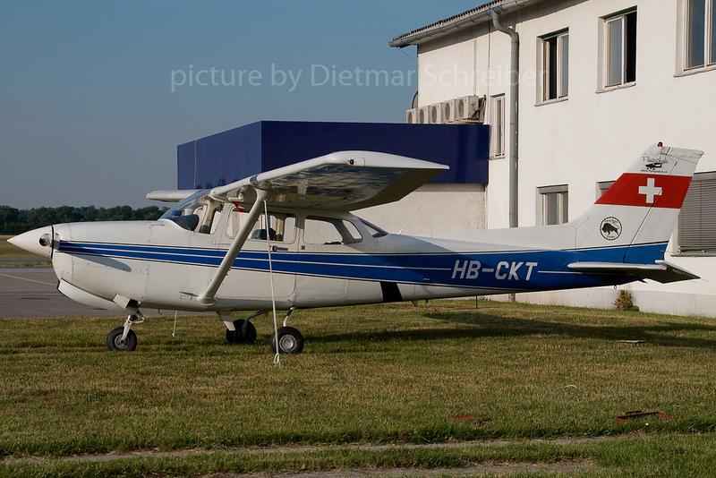 2007-06-20 HB-CKT Cessna 172