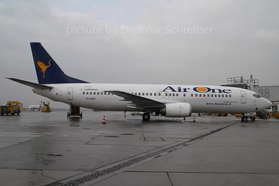2007-12-31 EI-DXC Boeing 737-400 Air One
