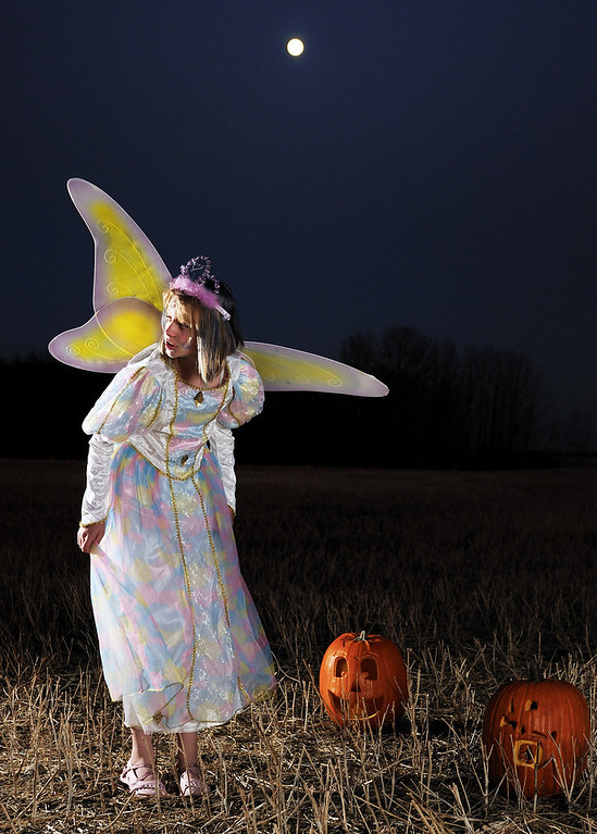 Clare was a fairy