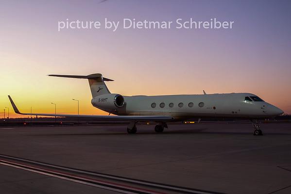 2090-12-29 B-8097 Gulfstream 5