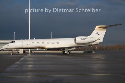 2009-12-31 B-8097 Gulfstream 5