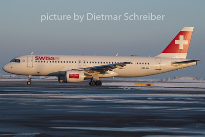 2010-12-20 HB-IJJ Airbus A320 Swiss