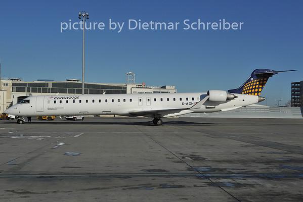 2011-12-20 D-ACNI Regionaljet 900 Eurowings