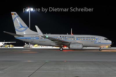 2011-12-20 YR-BGG Boeing 737-700 Tarom