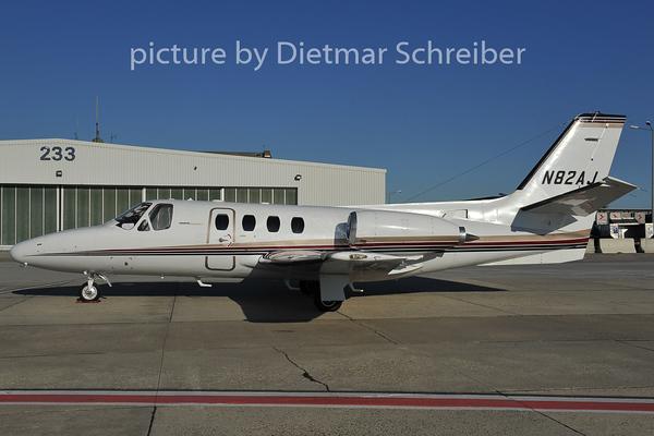 2011-12-20 N82AJ Cessna 500