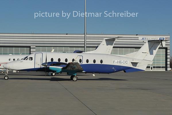 2011-12-20 F-HBCC Beech 1900D