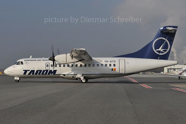 2012-01-27 YR-ATD ATR42 Taro