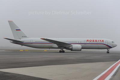 2013-12-12 EI-ECB Boeing 767-300 Rossija