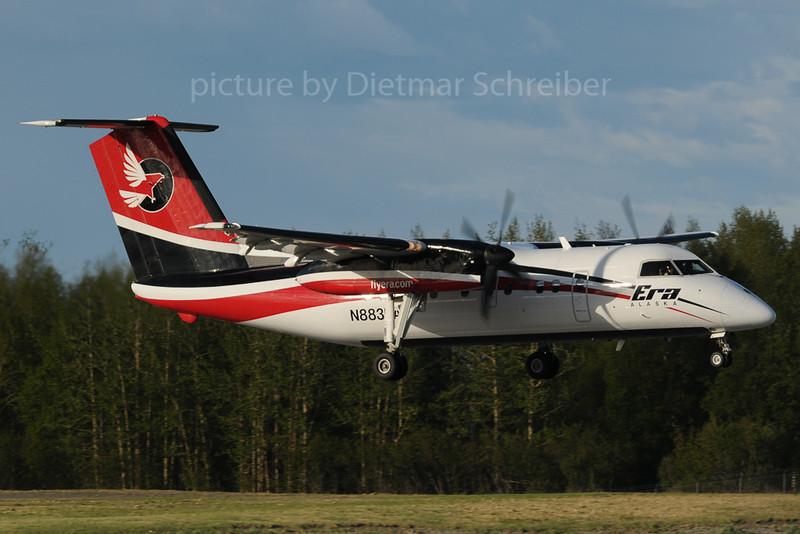 2013-06-04 N883EA Dash 8-100 Era Alaska