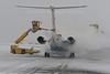 2013-02-23 OE-LVO Fokker 100 Austrian Airlines