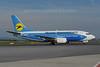 2013-06-14 UR-GBD Boeing 737-500 Ukraine International