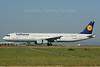 2013-08-16 D-AISG Airbus A321 Lufthansa