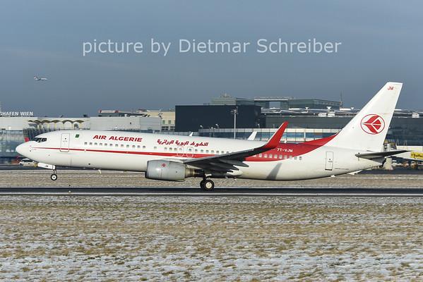 2014-12-31 7T-VJM Boeing 737-800 Air AlLgerie