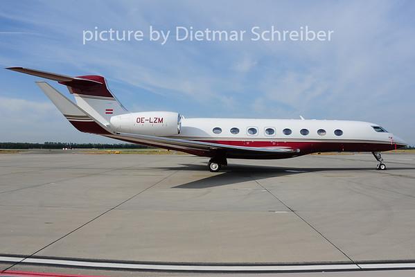 2014-06-25 OE-LZM Gulfstream 650