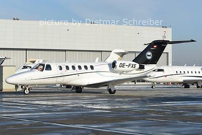 2014-12-31 OE-FXE Cessna 525A