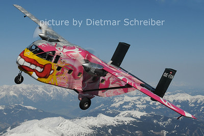 2014-03-29 OE-FDN Skyvan Pink Aviation