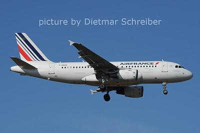 2014-02-28 F-GRHS Airbus A319 Air France