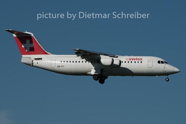 2015-08-29 HB-IYY Bae 146 Swiss