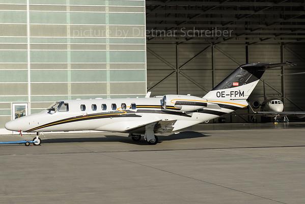 2016-12-29 OE-FPM Cessna 525A Citationjet 2