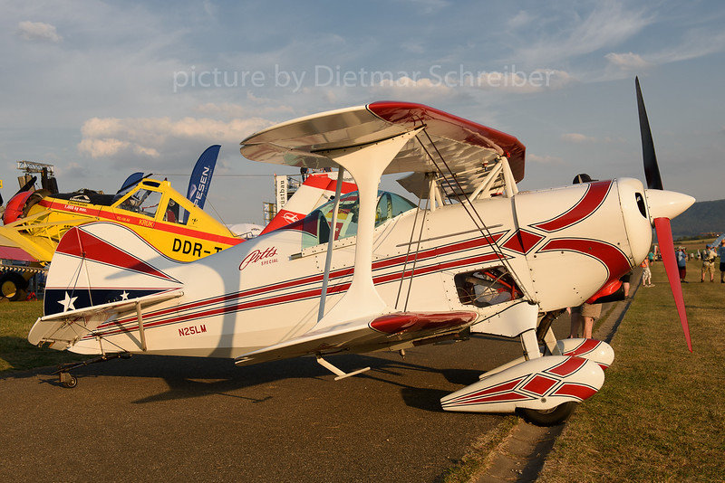 2016-09-10 N25LM Pitts Special