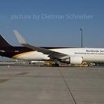 2017-06-21 N332UP Boeing 767-300 UPS