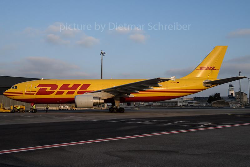 2017-01-18 D-AEAC Airbus A300-600 DHL