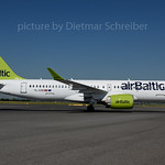 2017-06-19 YL-CSD CS300 Air Baltic