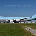 2017-06-09 HL7609 Boeing 747-8 Korean Air