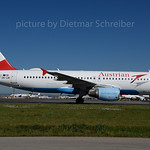2017-06-09 OE-LBI Airbus A320 Austrian Airlines