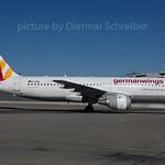2017-06-09 D-AIQE Airbus A320 Eurowings