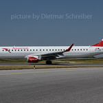2017-06-21 OE-LWM Embraer 195 Austrian Airlines