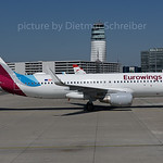 2017-06-13 OE-IQD Airbus A320 Eurowings