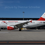 2017-06-09 OE-LDG Airbus A319 Austrian Airlines