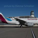 2017-06-09 D-ABGP Airbus A319 Eurowings