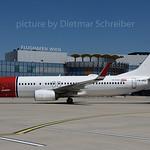 2017-06-14 LN-NGY Boeing 737-800 Norwegian