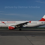 2017-04-25 D-ABZF Airbus A320 Austrian Airlines