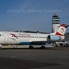 2017-02-20 OE-LFJ Fokker 70 Austrian Airlines