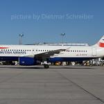 2017-06-09 G-EUYH Airbus A320 British Airways